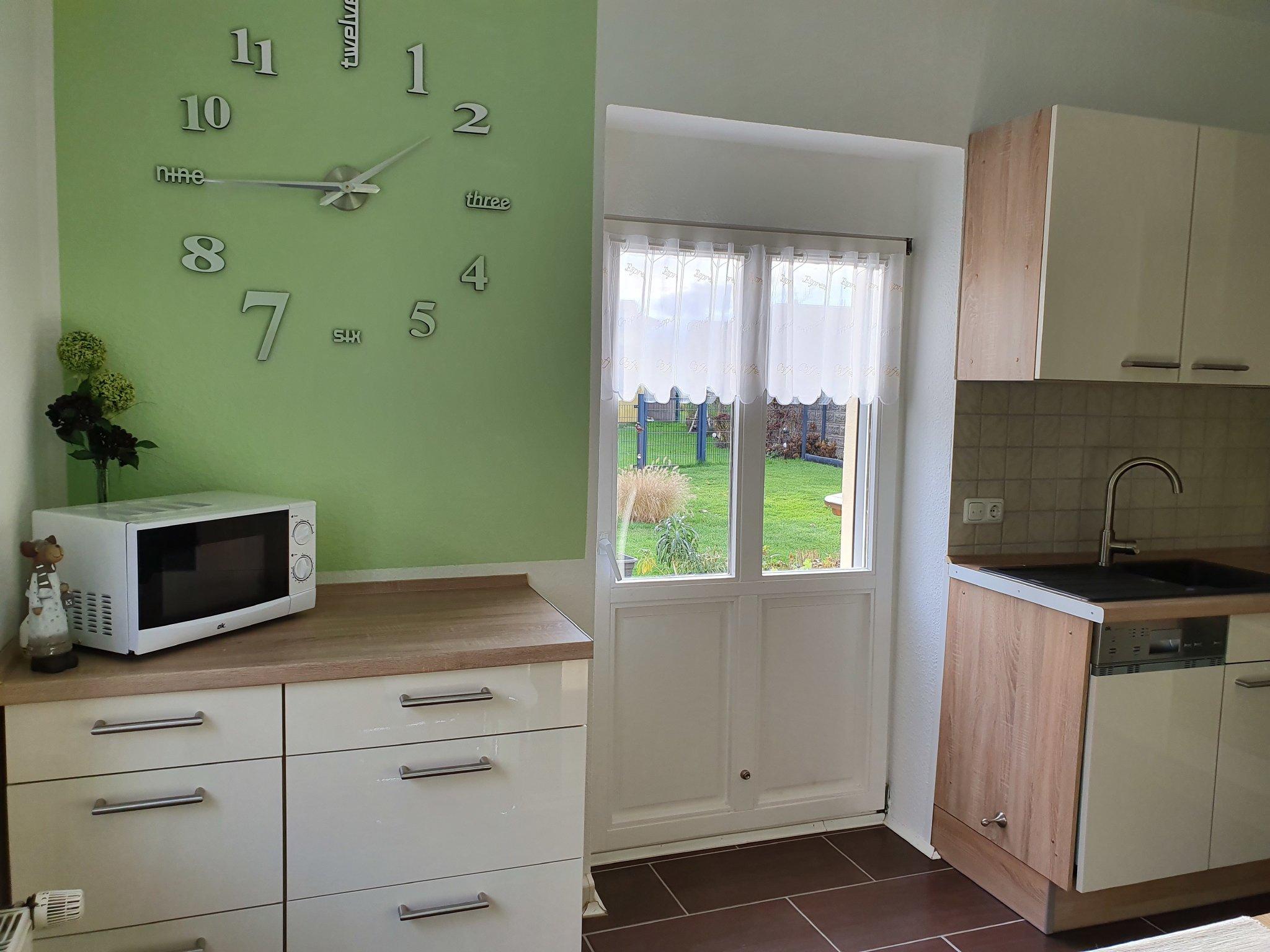 Einbauküche Ferienwohnung Lindenheim