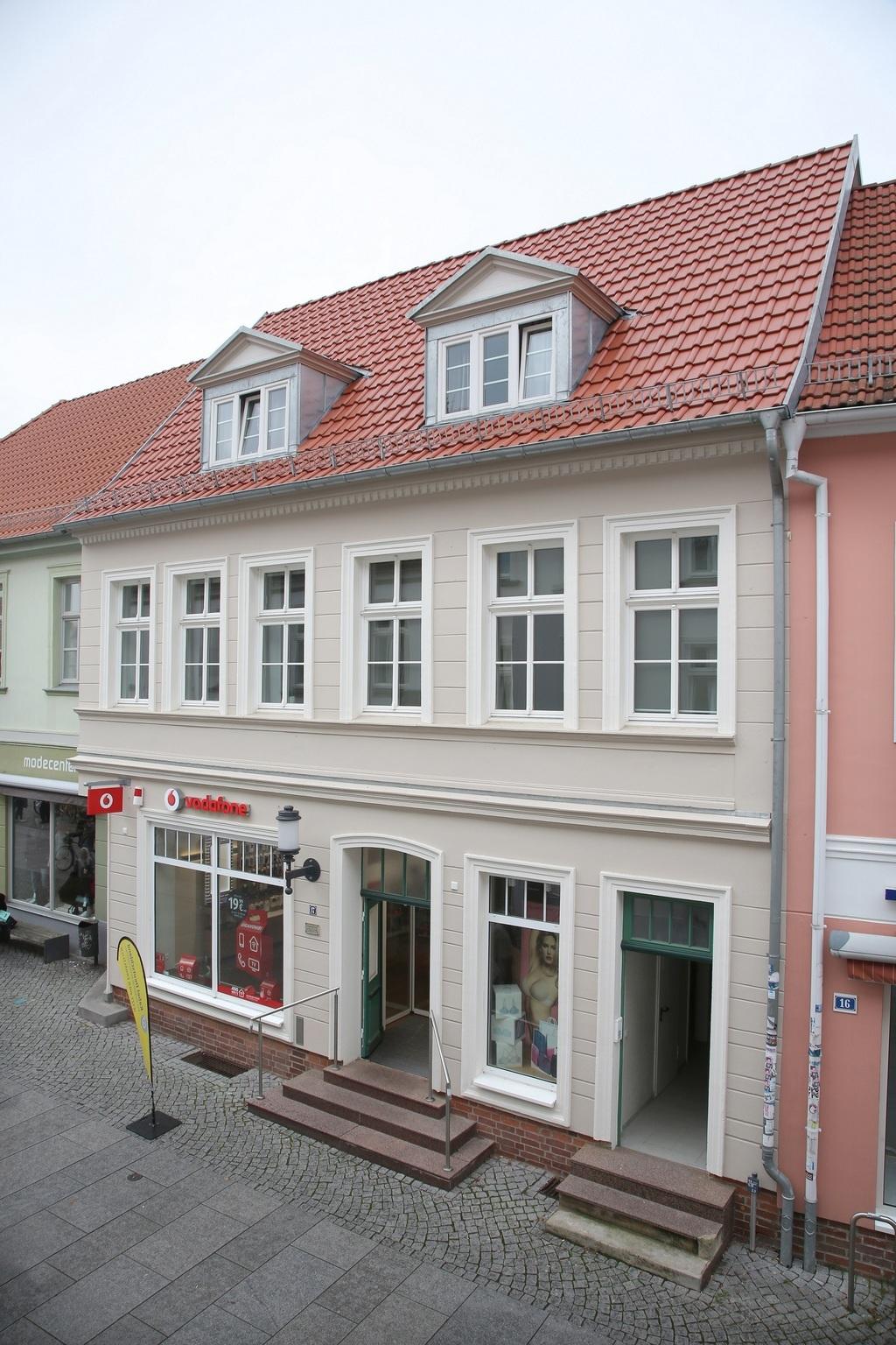 HGW Appartments am Markt Leila Leide, Appartement