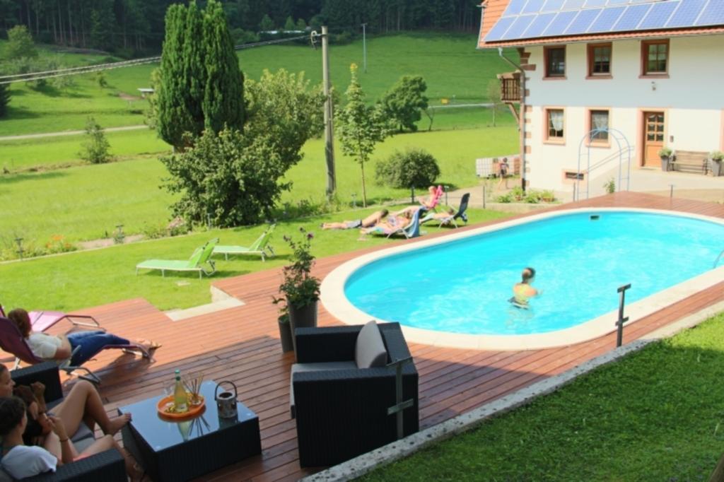 Fixenhof, Ferienwohnung I 70qm, 3 Schlafräume, max
