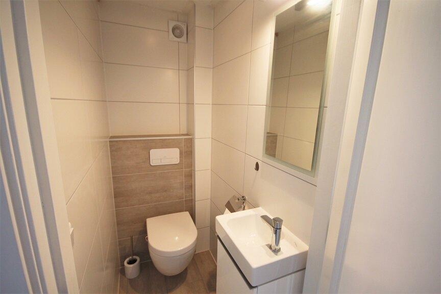 Toilette Erdgeschoss