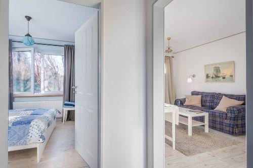 Wohnzimmer/ Schlafzimmer