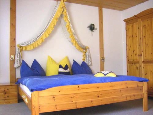 Schlafzimmer Fewo1