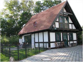 Kleine Fachwerk-Kate am Salzhaff in Stove - Boiensdorf - Deutschland - kleines Detailbild