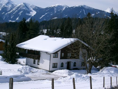 Winter in der Ramsau