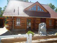 Naturstamm Ferienhaus, Ferienhaus in Trassenheide (Ostseebad) - kleines Detailbild