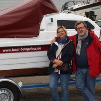Vermieter: Auslieferung unserer neuen Aqualine 550