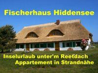 Appartement im Fischerhaus Hiddensee, Appartement im Fischerhaus 33 qm in Neuendorf-Hiddensee - kleines Detailbild