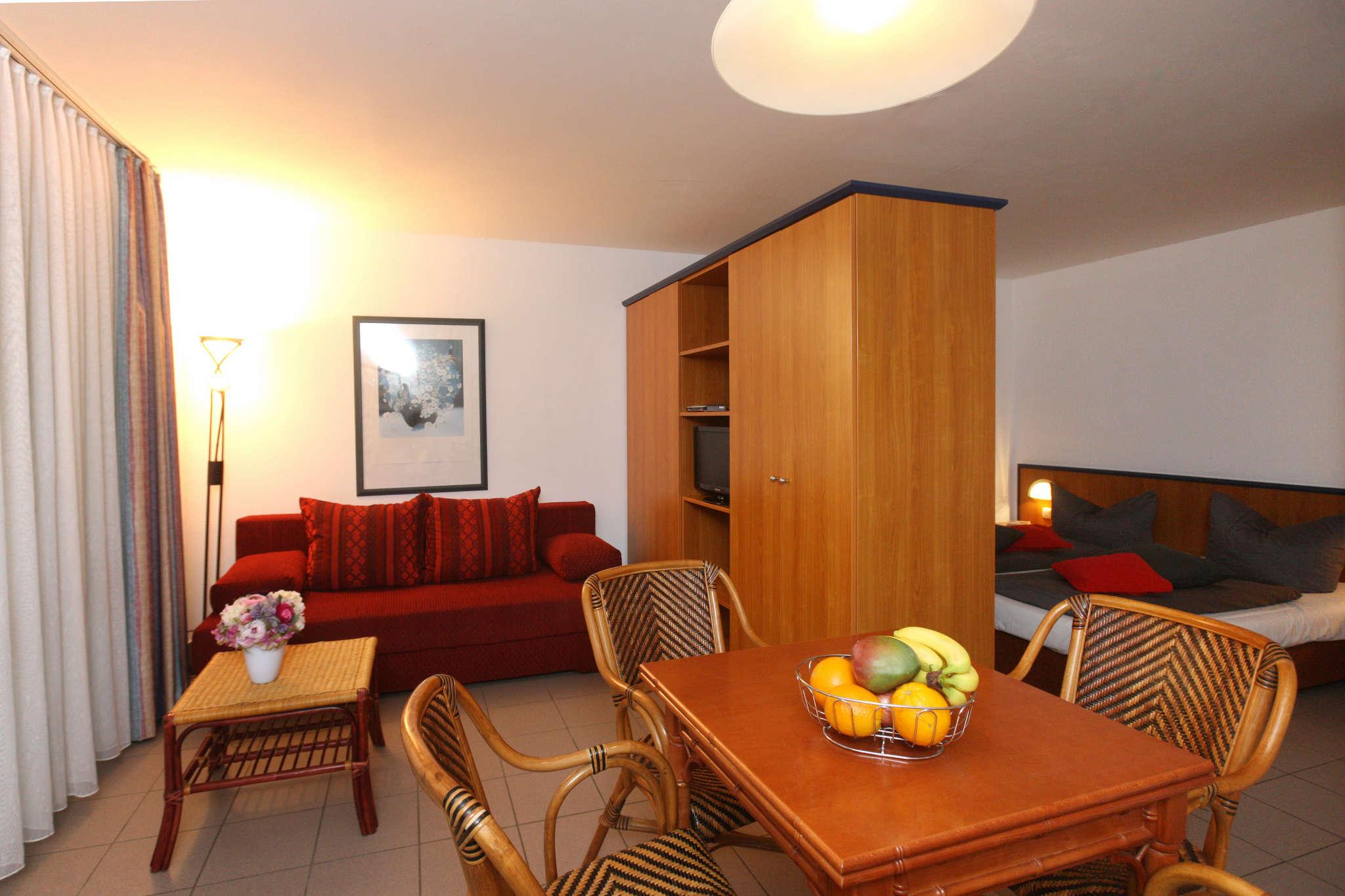 Ferienhaus mit 1-, 2- und 3-Zimmer FeWos