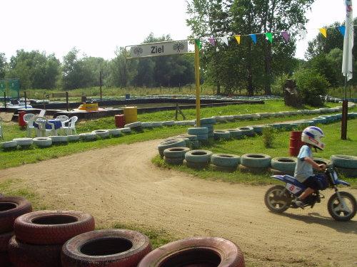 Kindermotorland - Spaß für die Kleinen