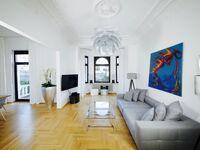 Ferienwohnung an der Lahn I, Edle Belle-Époque-Wohnung im EG (4ZKB) mit Garten und Garage in Villen- in Diez - kleines Detailbild
