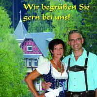 Vermieter: Wir begrüßen Sie gern, Birgit & Manfred