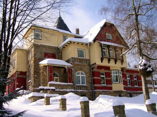 """Traum-Ferienhaus """"Villa am Brocken"""""""