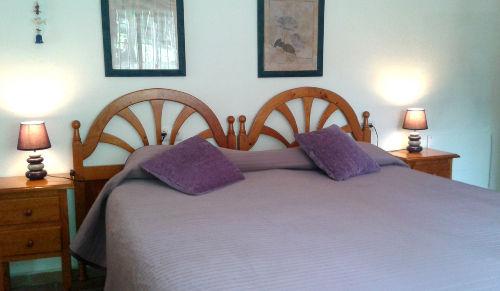 Einladendes Schlafzimmer - Finca LaMuela