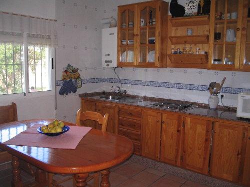 Geräumige Wohnküche - Finca LaMuela