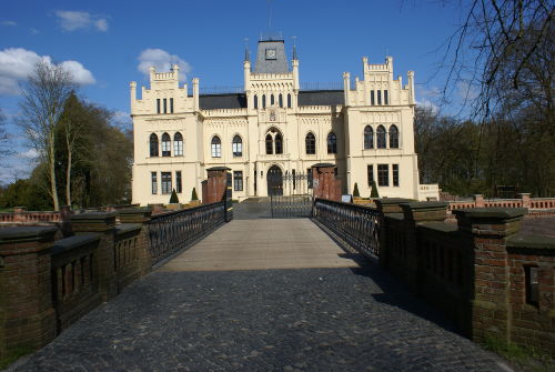 Die Evenburg in Leer-Loga