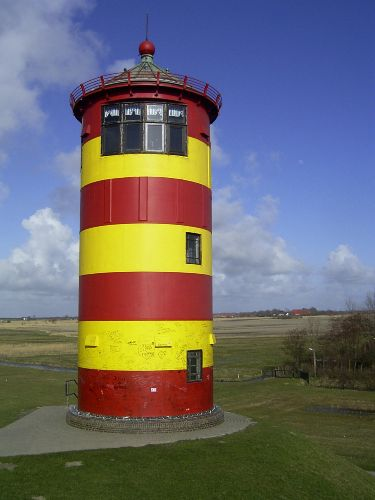 Otto-Leuchtturm Pilsum