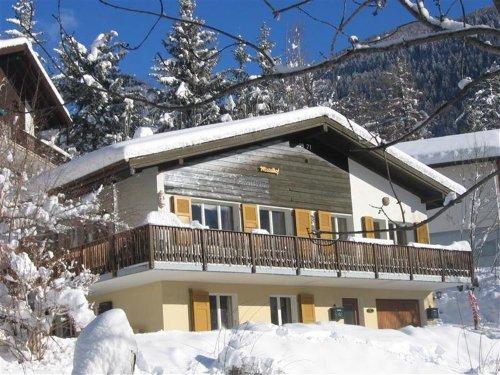 Chalet Mistelhof im Winterkleid