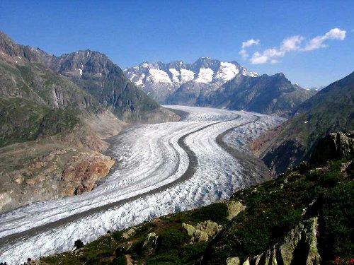 Aletschgletscher Unesco Welterbe