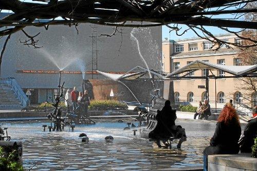 Kunst & Kultur Basel - Tinguely Brunnen