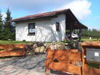 Ferienhaus mit Waldsauna am Kranichfeld, Ferienhaus mit 30 m² und Waldsauna in Stuer - kleines Detailbild