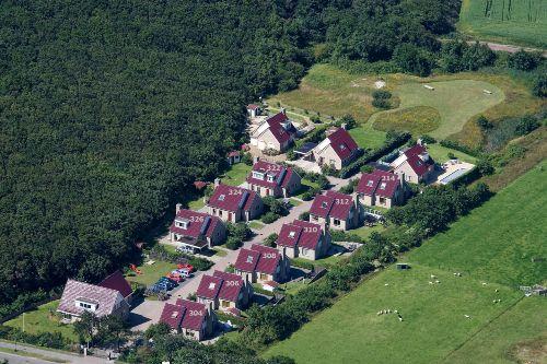 Umgebung von Ferienhaus Waddenstaete