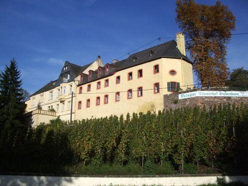 Detailbild von Ferienwohnung Abtei Klosterhof Siebenborn