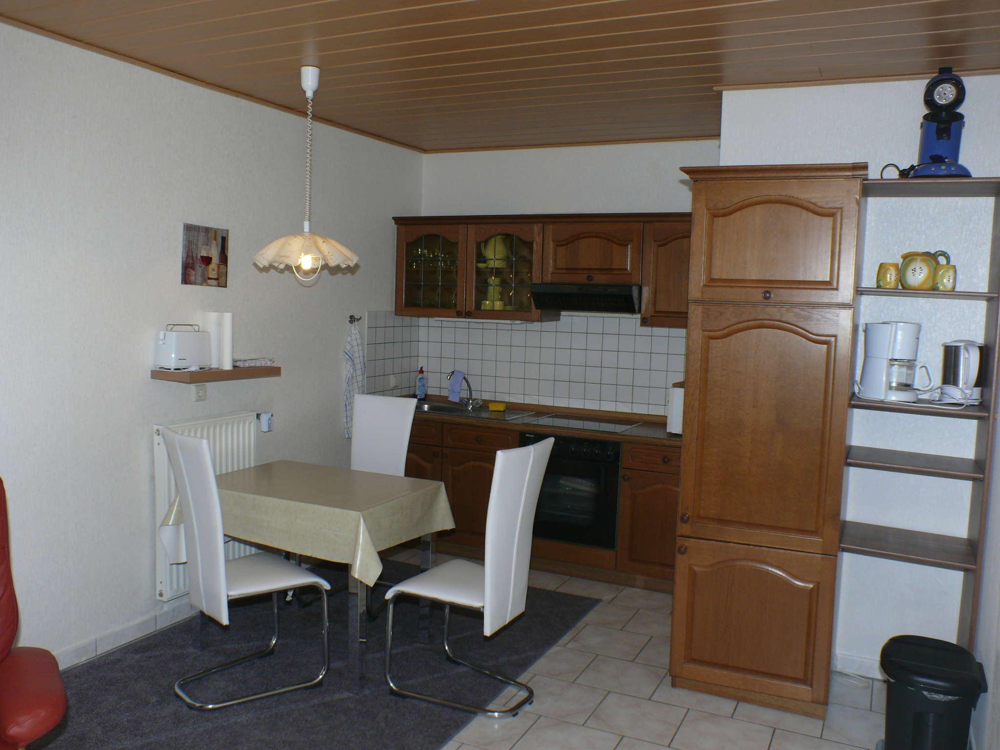 Fewo Elli: WohnZimmer, Küchenbereich