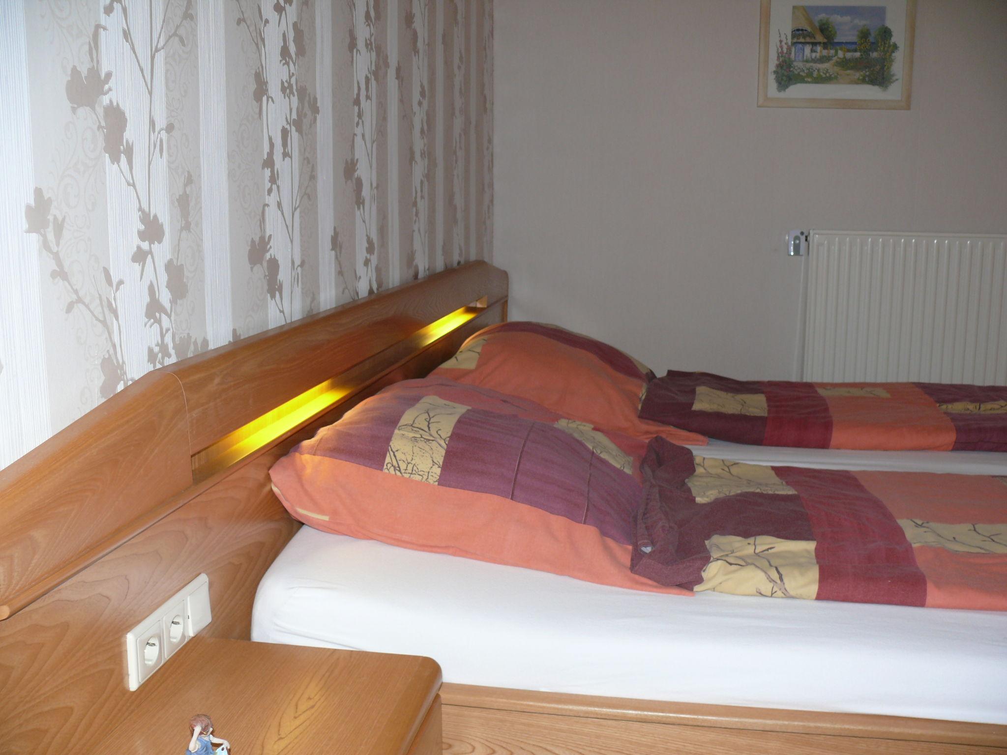Fewo Elli: Schlafzimmer