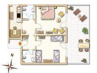 Tannzapfenland Titisee-Jostal, Smart Appartement 102-S in Titisee-Neustadt - kleines Detailbild