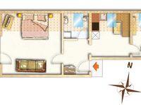 Tannzapfenland Titisee-Jostal, Smart Appartement 212-S in Titisee-Neustadt - kleines Detailbild