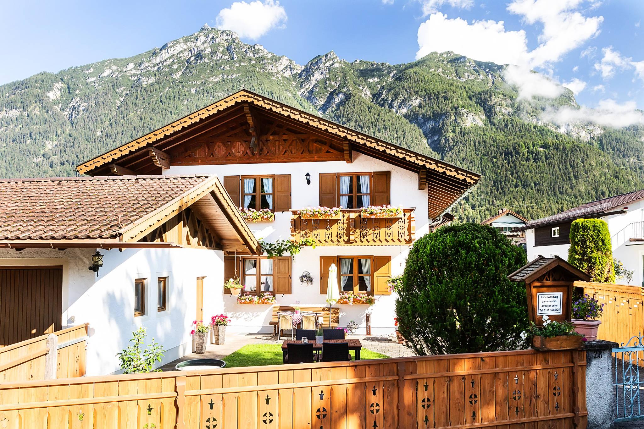 Ferienwohnung Zugspitze In Garmisch-Partenkirchen Bayern