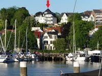 Stadtvilla mit Hafenpanorama in Flensburg - kleines Detailbild