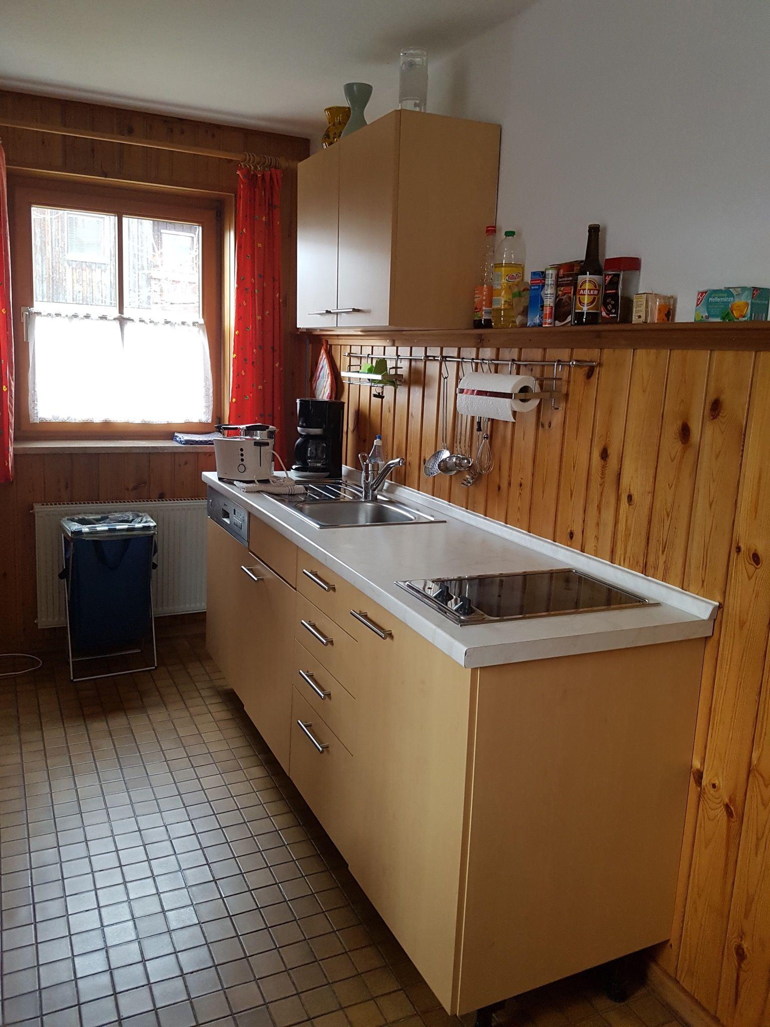 Küche Eßplatz
