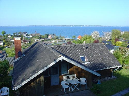 Haus mit Weitblick nach Dänemark