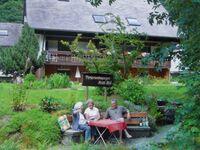 Gästehaus Rosi, Ferienwohnung 55qm, 1 Schlafraum, 1 Wohn--Schlafraum, max. 4 Personen , 1 - 4 Person in Oberried OT St.-Wilhelm - kleines Detailbild
