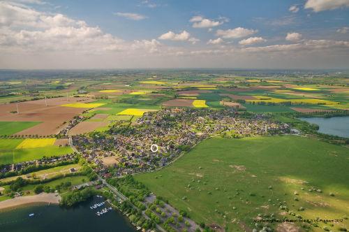 Blick auf den Wisseler See