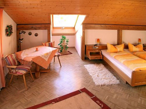 Ferienwohnung 6, Schlafzimmer