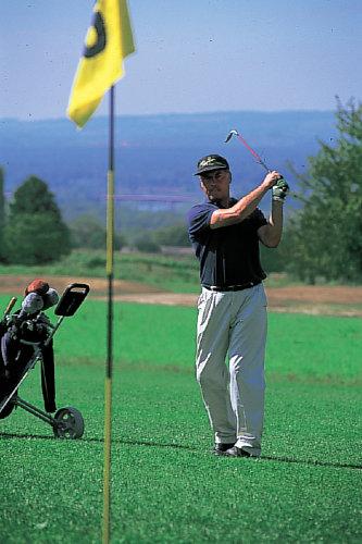 Golfplatz nahe der Ferienwohnung