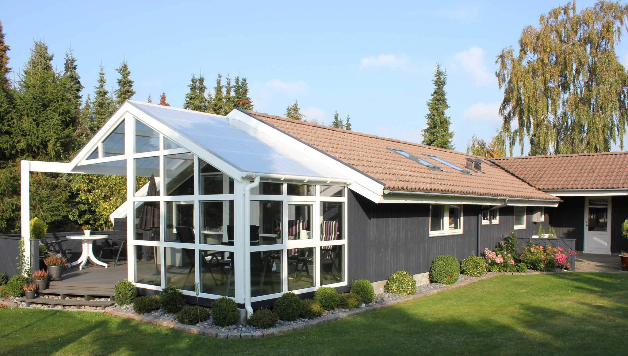 Spitze Ferienhaus im Marielyst / Torvet