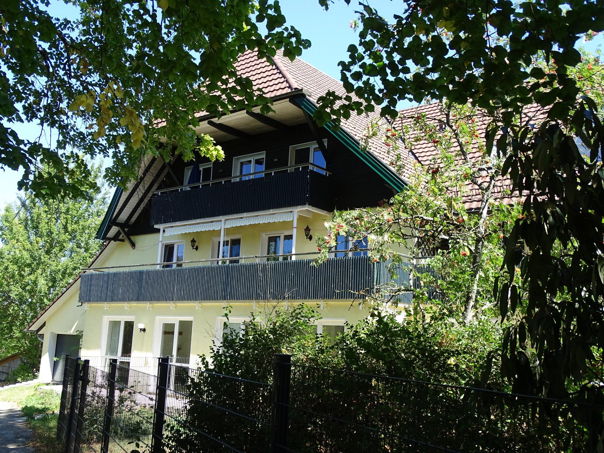 Aussenansicht Dachwohnung