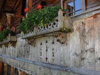 Bauernhaus Korum und Zirbenhäusl Korum, Zirbenhäusl Korum in Fügen - kleines Detailbild
