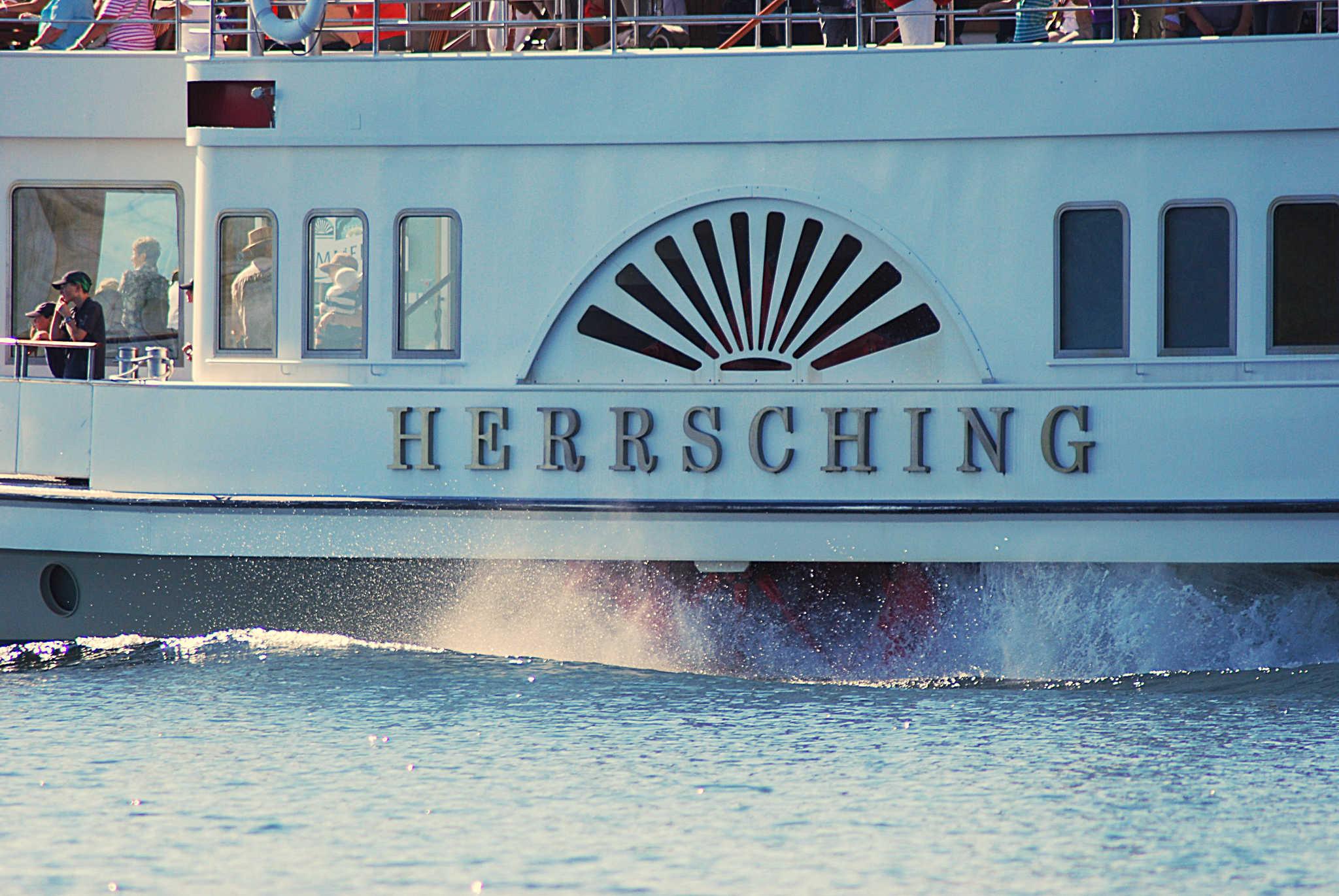 Herrschinger Bucht am Ammersee