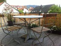 Das Gästehaus, Doppelzimmer 140er-Bett, Küche, Bad, Sonnen-Dachterasse in Offenburg - kleines Detailbild