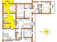 Gästehaus RIFA-Gaschurn, 2 Pers in Gaschurn-Partenen - kleines Detailbild