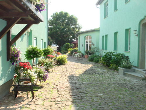 Grundstückseingang Dorfstr.29