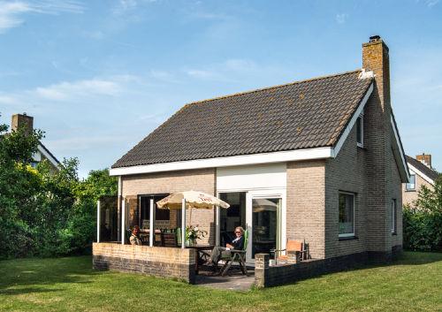Ferienhaus Texel große geschützte Garten