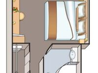 Hotelkabinenschiff, Suite 206 in Lutherstadt Wittenberg - kleines Detailbild
