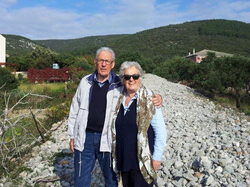 Maria Pia und Nikola