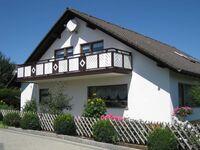 Haus Rehblick, Ferienwohnung 77qm, 2 Schlafräume, max. 5 Personen in Bräunlingen - kleines Detailbild