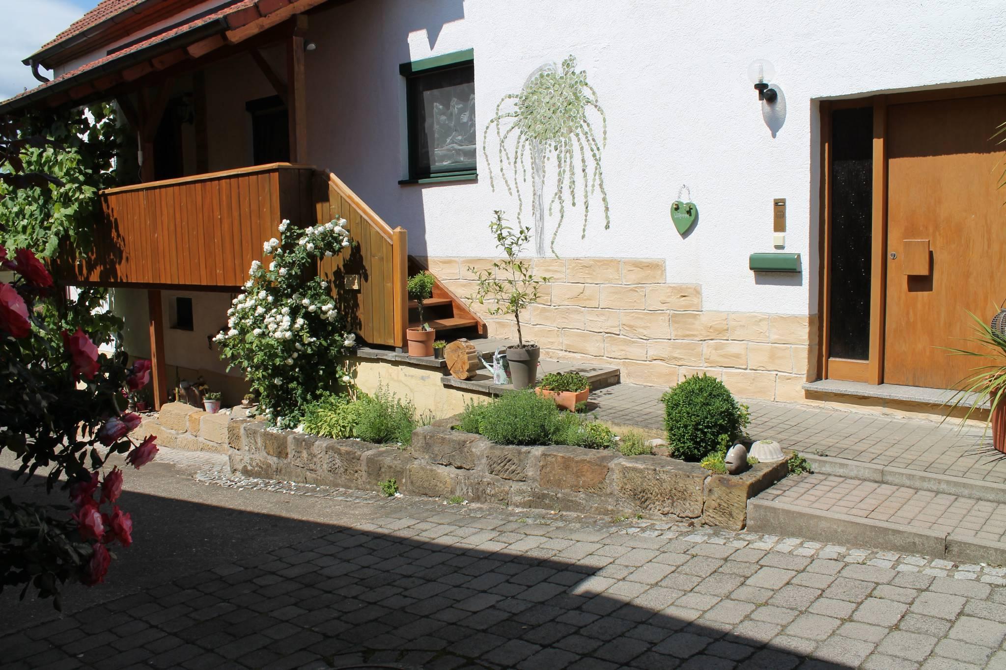 Ferienwohnung Rosi - Wohnung Lerche